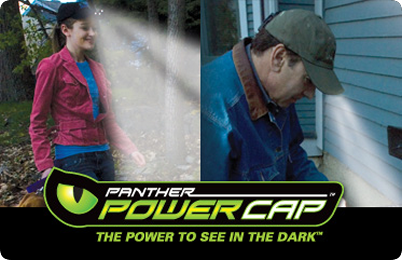 Power PowerCap - The Power To See In The Dark